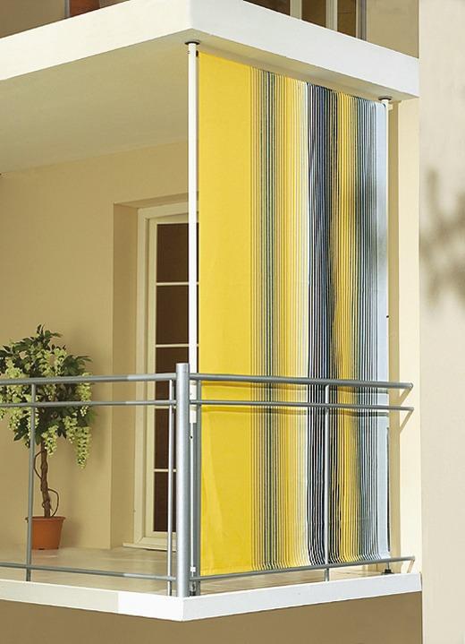 Sonnenschutz Für Balkon balkon seitensichtschutz sichtschutz und sonnenschutz bader