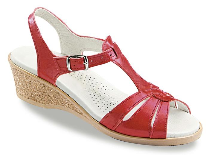 Sandalette Farben LederfussbettWeite Wörishofer In 4 Mit G OZPiuTkX