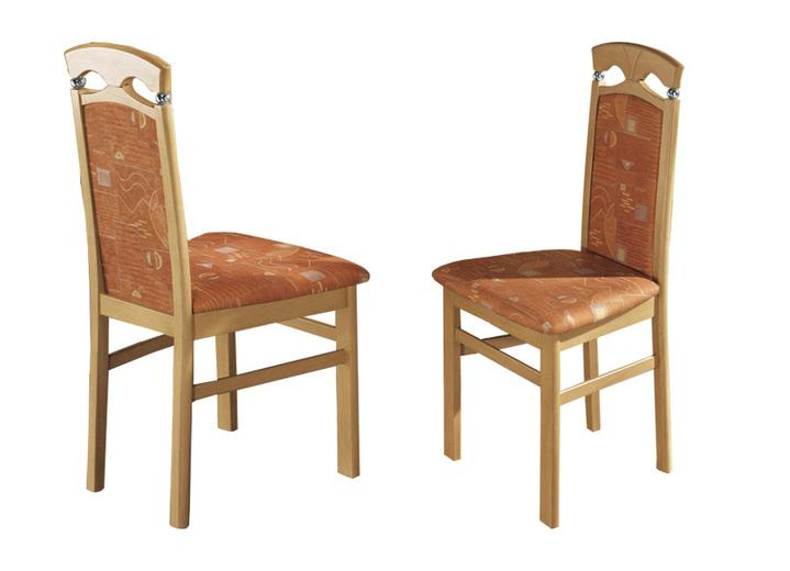Stühle, 2er-Set, aus massivem Hartholz - Stühle & Sitzbänke | BADER