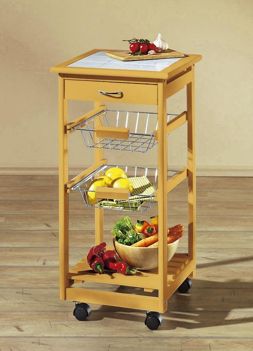 Küchenwagen in verschiedenen Ausführungen - Küchenmöbel | BADER