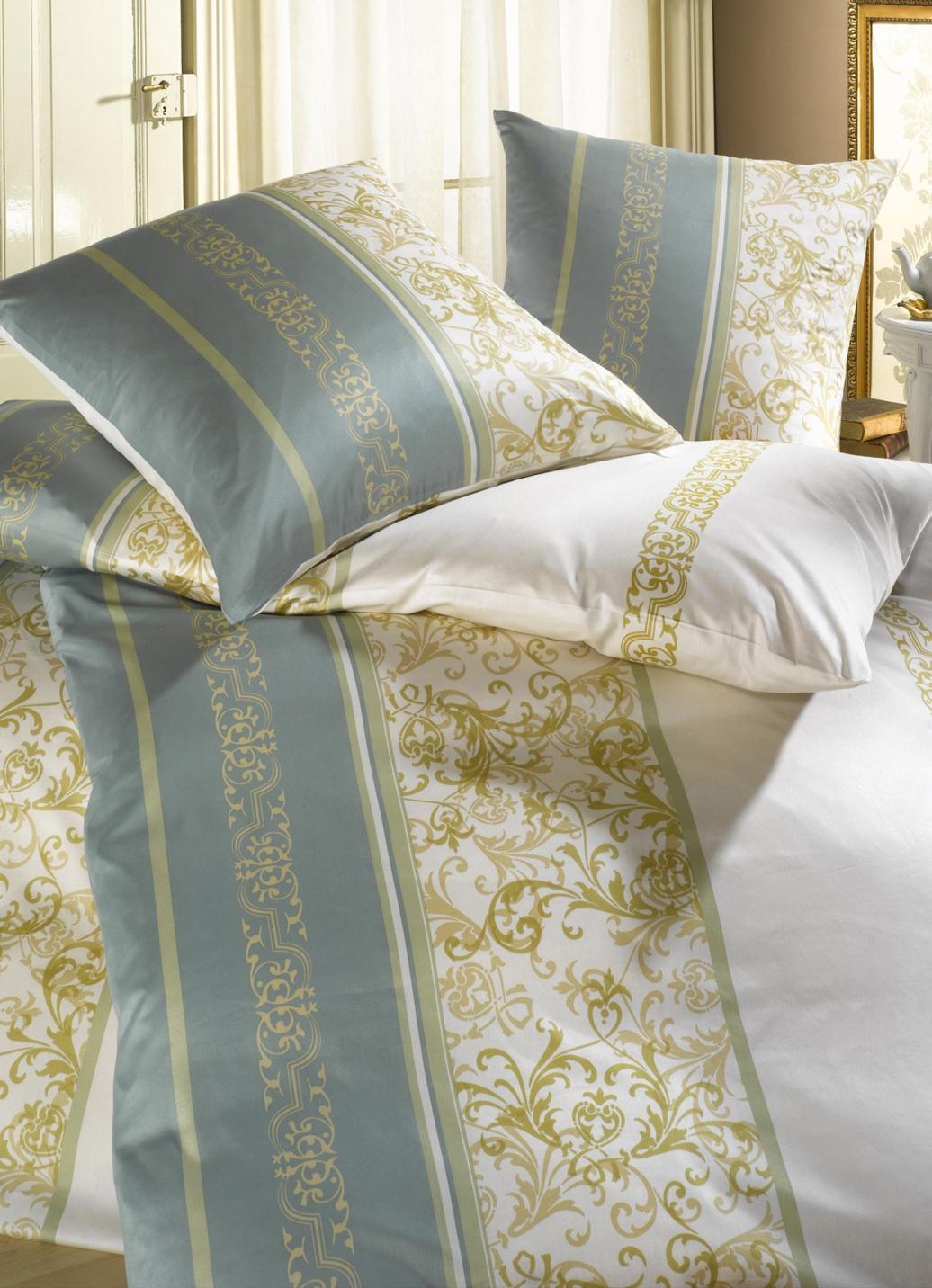 estella bettw sche garnitur in verschiedenen farben. Black Bedroom Furniture Sets. Home Design Ideas