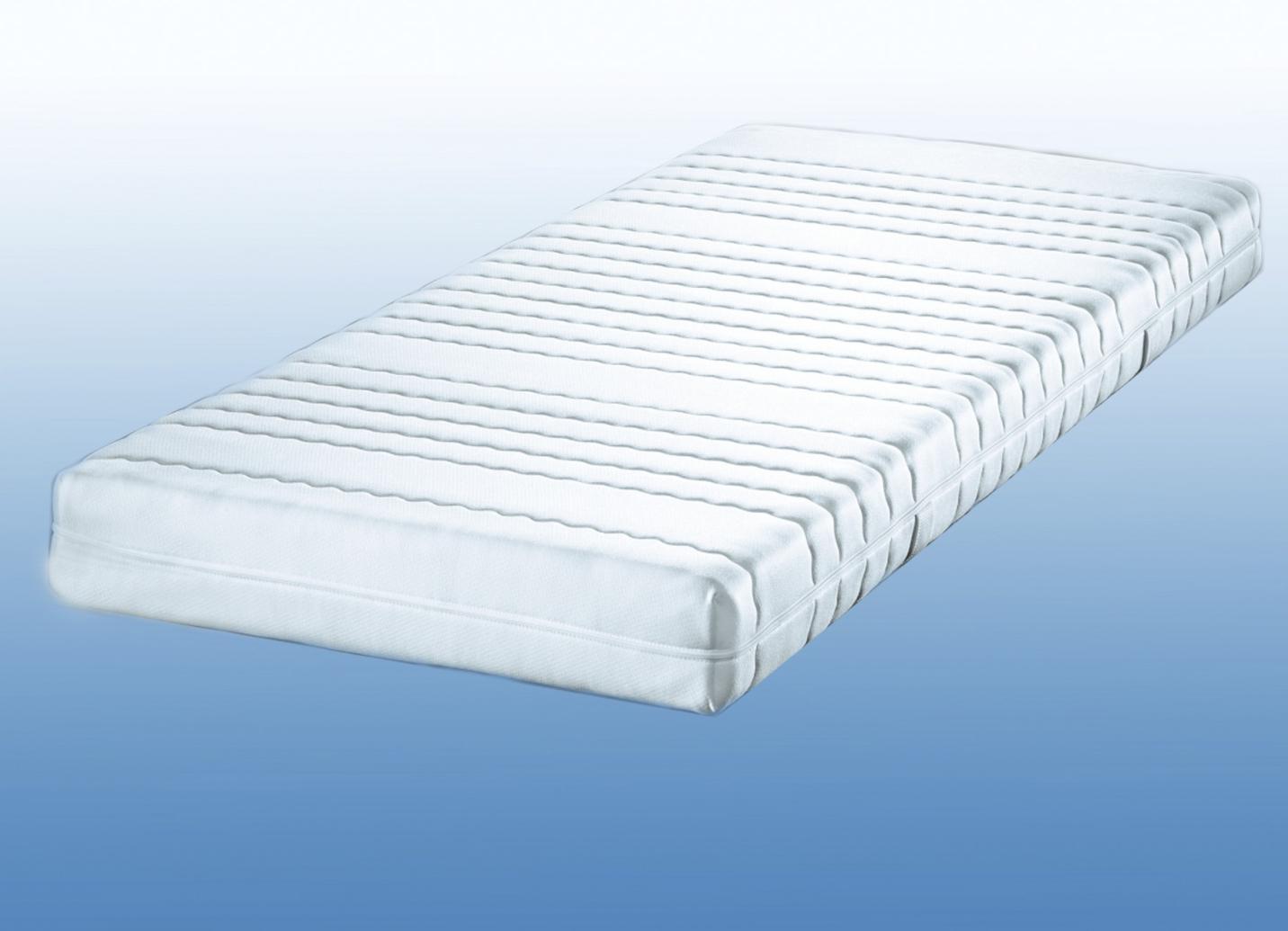 f a n 7 zonen qualit ts komfortschaum matratzen verschiedene ausf hrungen matratzen. Black Bedroom Furniture Sets. Home Design Ideas