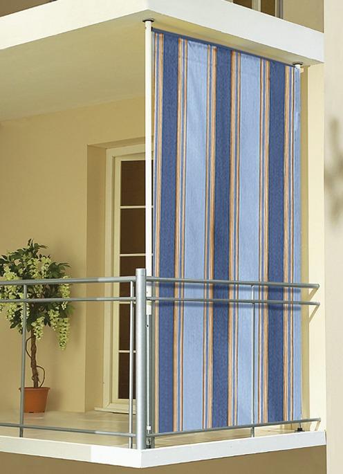 Balkon Seitensichtschutz
