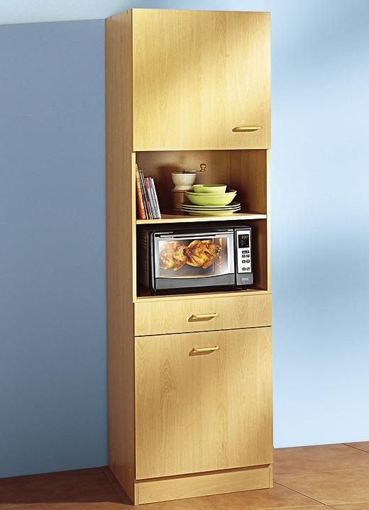 Mikrowellen Schrank Küchenmöbel Bader