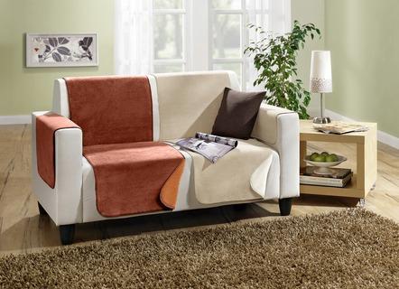 sesselschoner und sofa berw rfe in vielen wundersch nen farben. Black Bedroom Furniture Sets. Home Design Ideas