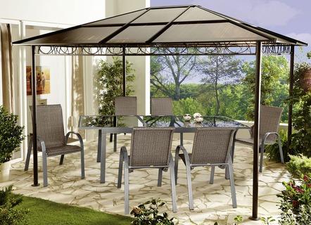 Pavillon Wind Und Wetterfest Für Den Garten Online Kaufen