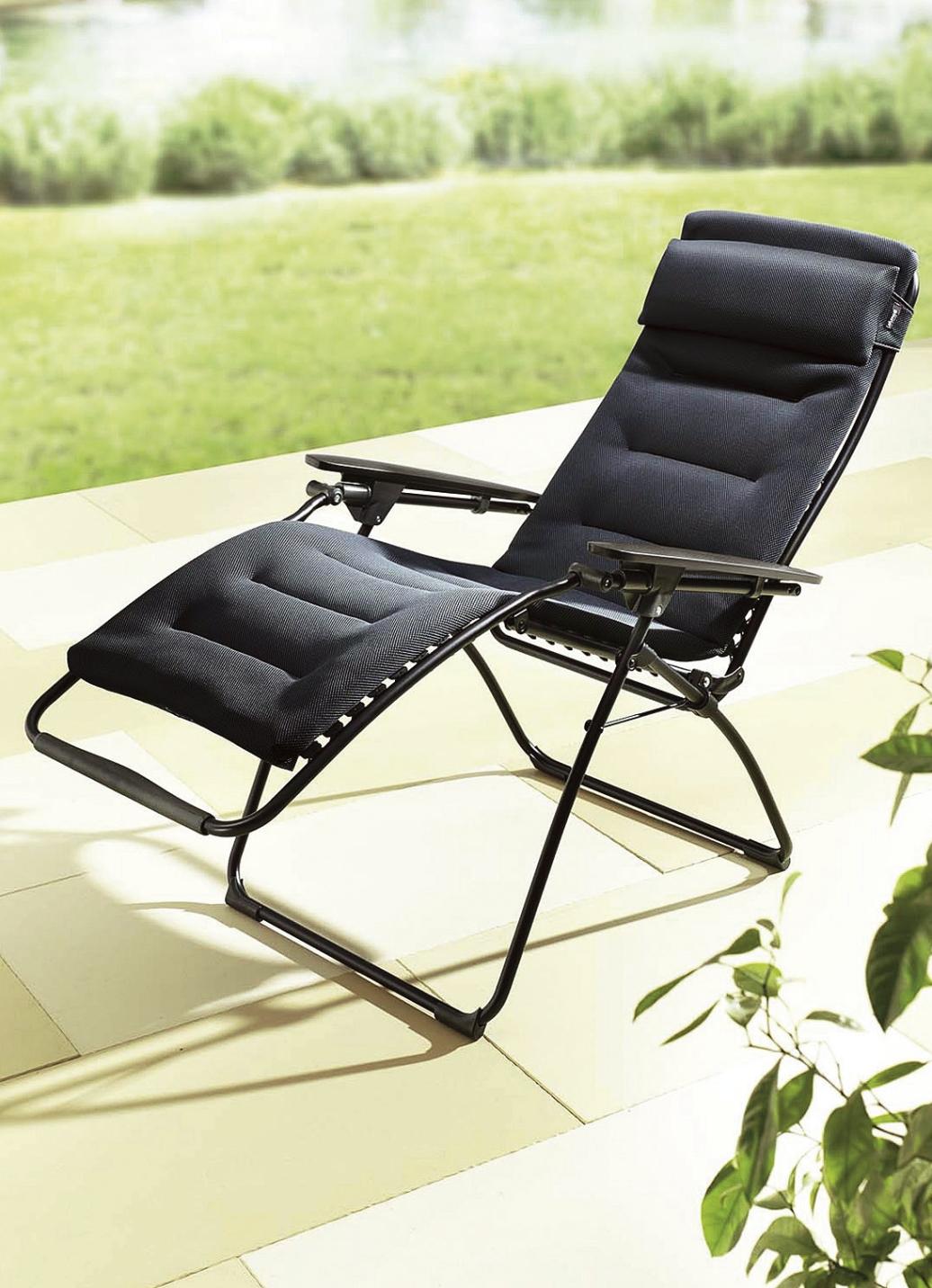 lafuma air comfort relax liege gartenm bel bader. Black Bedroom Furniture Sets. Home Design Ideas