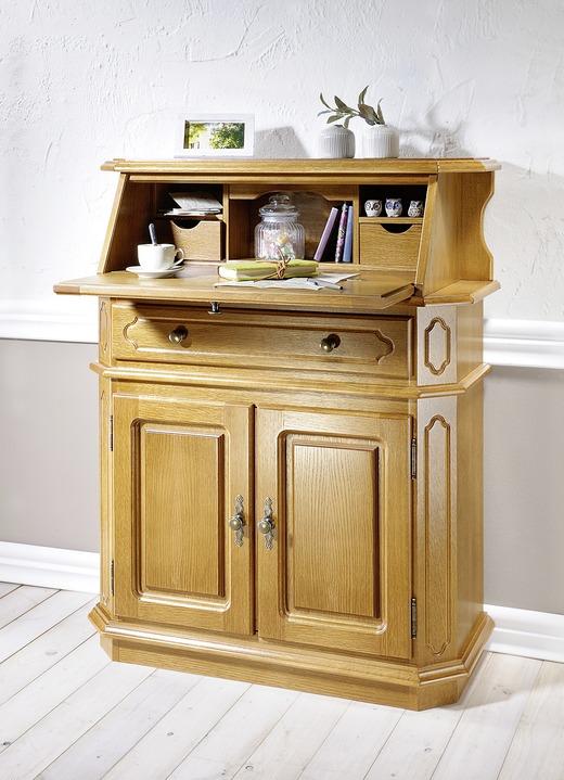 sekret r eiche rustikal m bel bader. Black Bedroom Furniture Sets. Home Design Ideas