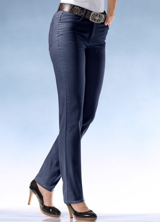 Power-Stretch-Jeans in 10 Farben