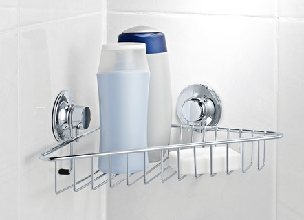 everloc vacuum system eckregal veschiedene ausf hrungen badezimmer accessoires bader. Black Bedroom Furniture Sets. Home Design Ideas