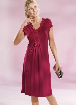 online retailer 35b08 e101b Nachthemden Kurzarm - Nachtwäsche - Damenunterwäsche ...
