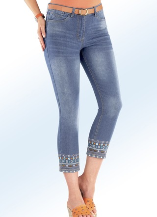 7/8-Jeans in 3 Farben