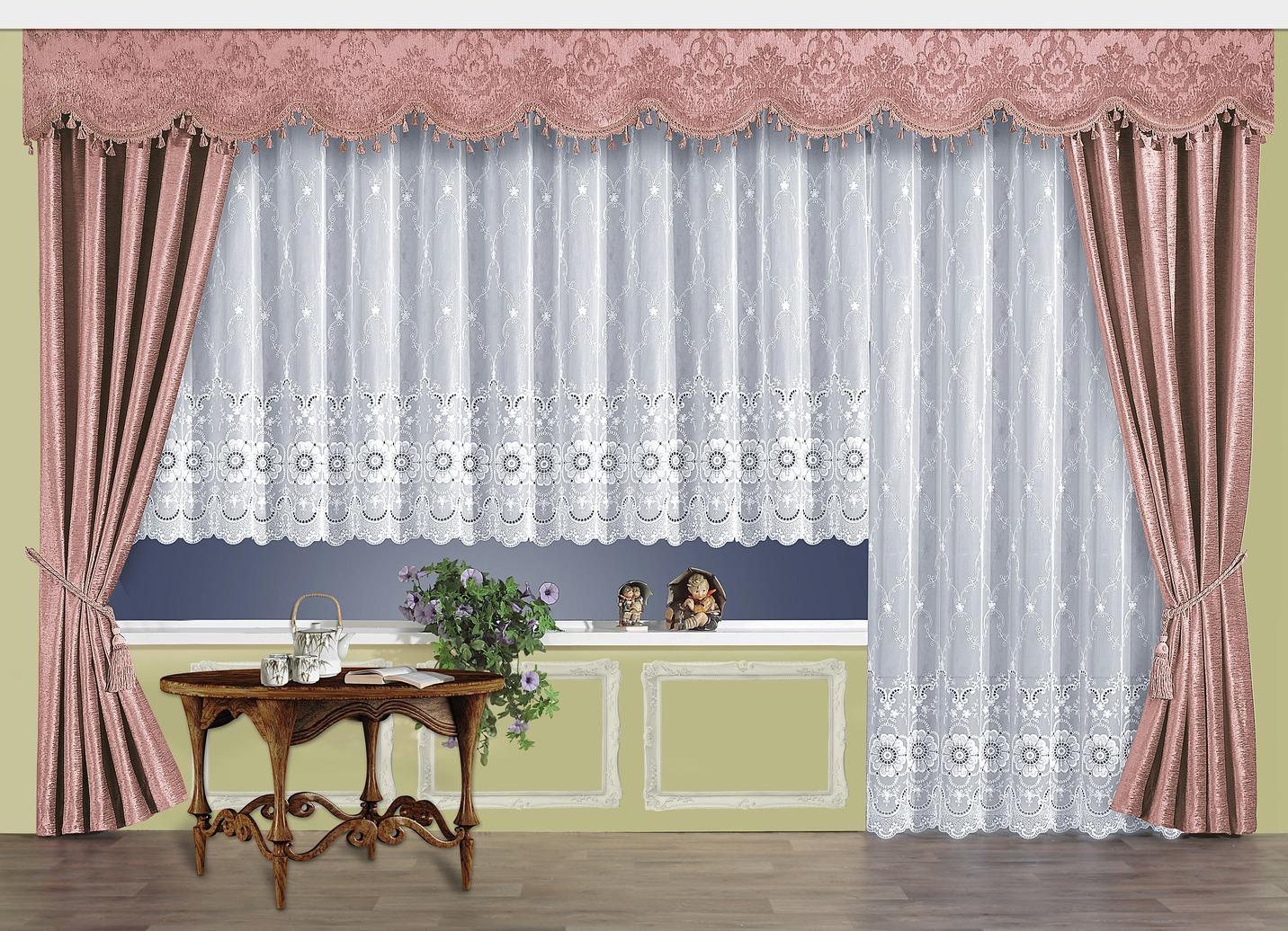 fensterdekoration verschiedene ausf hrungen vorh nge. Black Bedroom Furniture Sets. Home Design Ideas