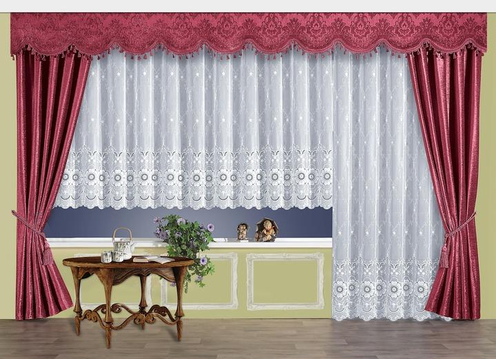 fensterdekoration verschiedene ausf hrungen vorh nge bader. Black Bedroom Furniture Sets. Home Design Ideas