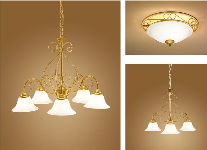 Lampen   Leuchten In Verschiedenen Ausführungen, In Farbe ANTIK SCHWARZ, In  Ausführung Tischleuchte