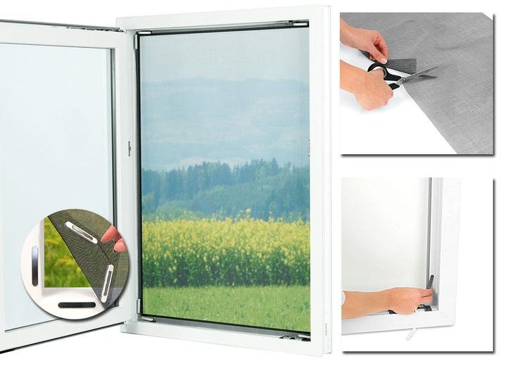 fenster moskitonetz mit magneten sichtschutz und sonnenschutz bader. Black Bedroom Furniture Sets. Home Design Ideas