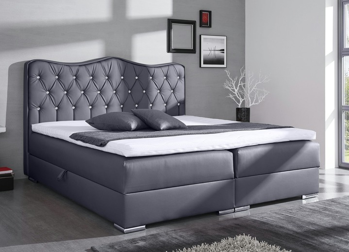 boxspringbett in verschiedenen ausf hrungen betten bader. Black Bedroom Furniture Sets. Home Design Ideas