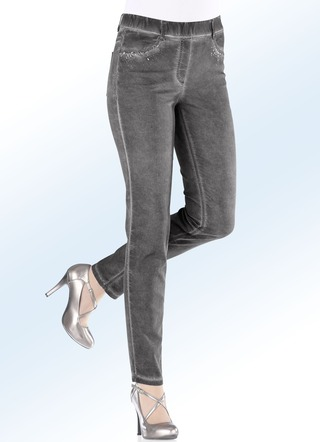 Jegging-Jeans in 8 Farben