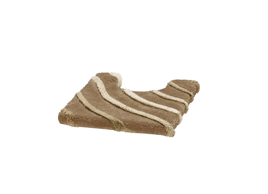 kleine wolke badgarnitur mit wellen motiv verschiedene farben badteppiche bader. Black Bedroom Furniture Sets. Home Design Ideas