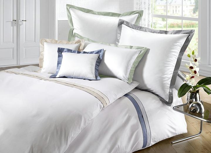 bauer bettw sche garnitur in verschiedenen farben bettw sche bader. Black Bedroom Furniture Sets. Home Design Ideas
