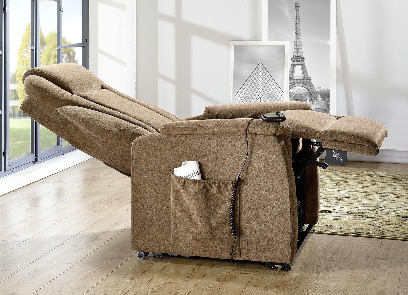 tv sessel mit motor und aufstehhilfe verschiedene farben. Black Bedroom Furniture Sets. Home Design Ideas