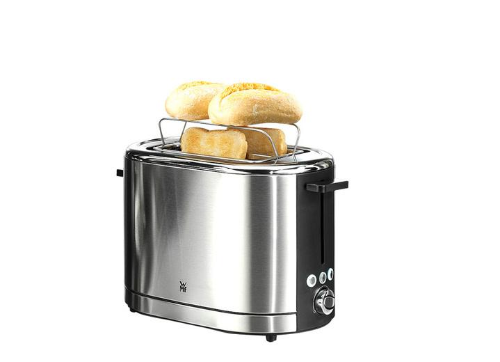 WMF» Frühstücksserie Lono aus glänzendem Edelstahl - Elektrische ...
