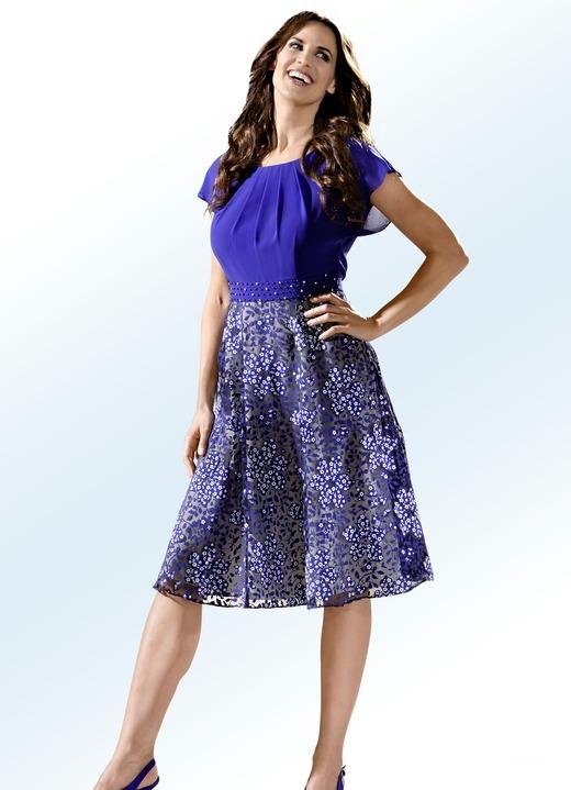 Party-Kleid mit hübscher Faltenlegung - Kleider | BADER