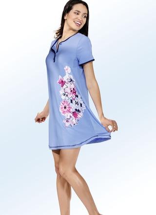 online retailer 7d649 14fb5 Nachthemden Kurzarm - Nachtwäsche - Damenunterwäsche ...