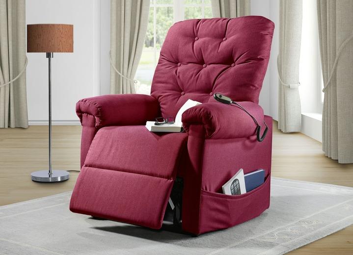 TV Sessel mit Motor und Aufstehhilfe verschiedene Farben Polstermöbel