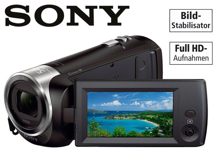 «SONY» HDR-CX240EB HD-Camcorder