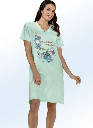 online retailer db0ae bf631 Nachthemden Kurzarm - Nachtwäsche - Damenunterwäsche ...
