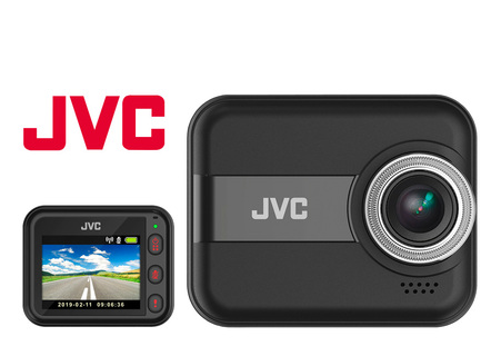 JVC GC-DRE10-S Dashcam