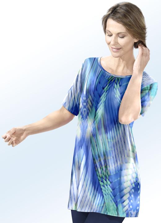 Shirt mit farbbrillantem Inkjet-Druck - Shirts | BADER