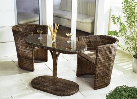 hartmann balkon m bel gartenm bel bader. Black Bedroom Furniture Sets. Home Design Ideas