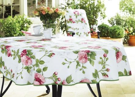 Tischdecken Für Den Gartentisch Dekorativ Und Praktisch Zugleich