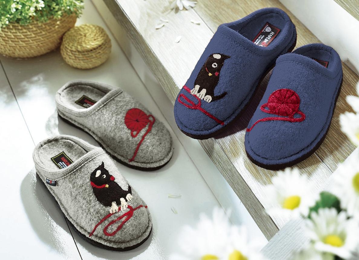 haflinger hausschuhe caty weihnachtliche geschenkideen. Black Bedroom Furniture Sets. Home Design Ideas