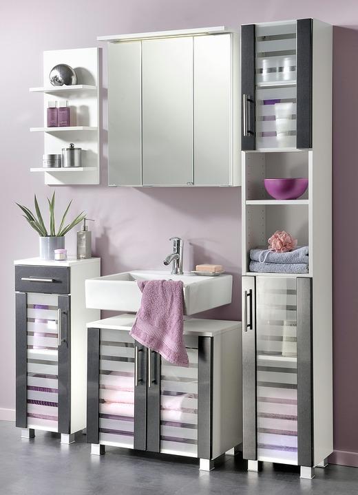Badmöbel Programm In Verschiedenen Ausführungen Badezimmermöbel