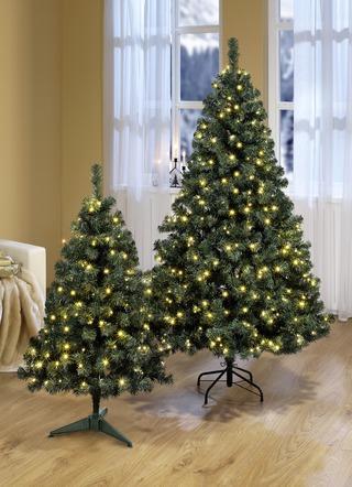 Weihnachtsbaumdekoration in verschiedenen ausf hrungen for Beleuchteter tannenbaum