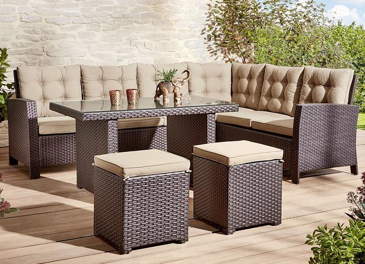 Dining-Lounge «Salerno» - Gartenmöbel   BADER