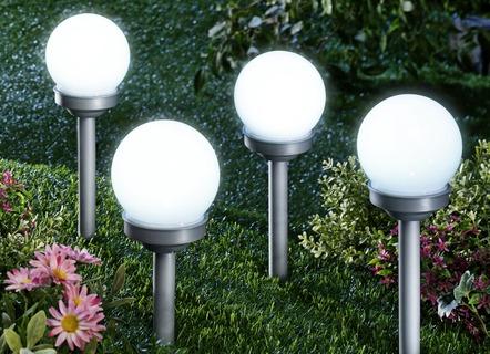 Solarlampen Fur Den Garten Umweltfreundlicher Lichterzauber