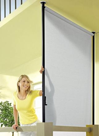Balkon Seitensichtschutz Style In Verschiedenen Farben