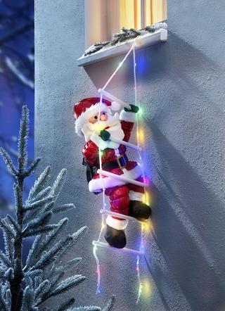 weihnachtsdekoration aussen solar und led leuchtmittel. Black Bedroom Furniture Sets. Home Design Ideas