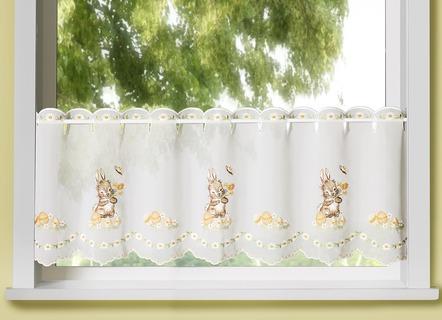 Küchenvorhänge in vielen hübschen Designs im BADER-Onlineshop