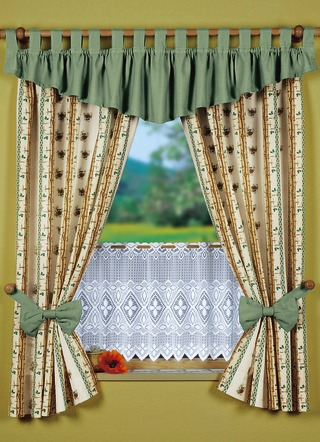 Küche Vorhänge küchenvorhänge in vielen hübschen designs im bader onlineshop