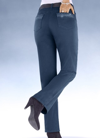 5-Pocket-Jeans in 4 Farben