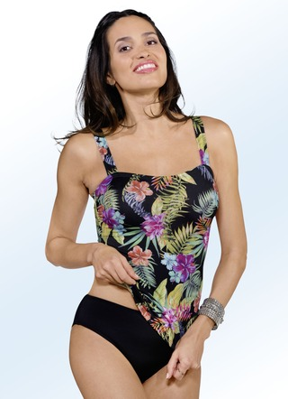 Tankini in Bandeauform