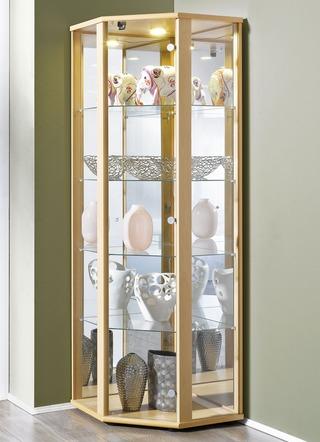 vitrinen f r ihr zuhause online kaufen bader. Black Bedroom Furniture Sets. Home Design Ideas